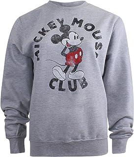 Disney Women's Mickey Mouse Club Sweatshirt