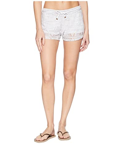 Prana Okana Shorts (White) Women