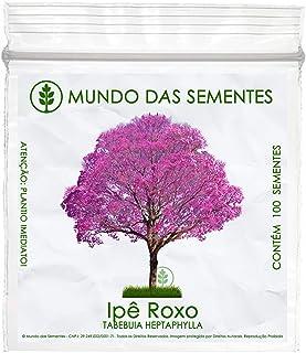 100 Sementes de Ipê Roxo - Tabebuia heptaphylla