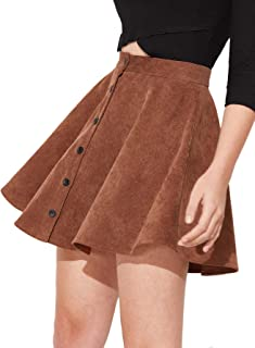 Best button up a line skirt Reviews
