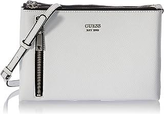 Guess Womens HWVY78-81700-WHI Handbag, Weiß White