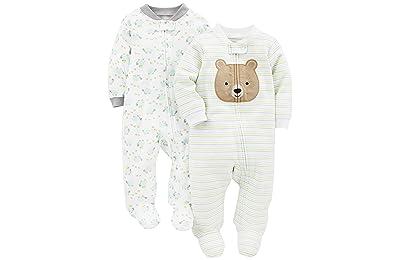 bd124fa2c6b3 Best Rated in Baby Boys  Blanket Sleepers   Helpful Customer Reviews ...
