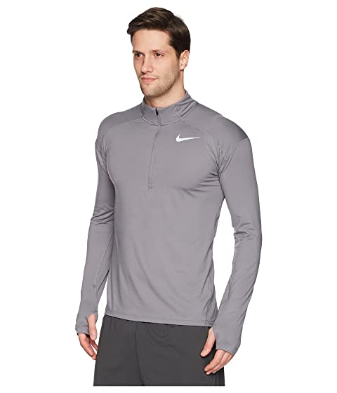 Nike Dry Element 1/2 Zip Running Top Gunsmoke Really Cheap Online How Much Online nKP4MoIs