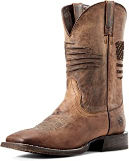 Men's Circuit Patriot Western Boot