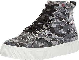 Diesel Men's S-Danny Mc Camou-Sneaker Mid