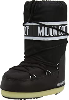 Unisex Moon Nylon Fashion Boot