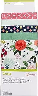 Cricut Designer Fabric Sampler, on Trend