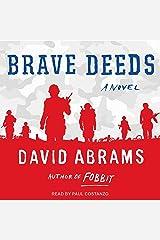 Brave Deeds Audio CD