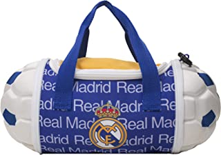 Official Real Madrid C.F Soccer Ball Lunch Bag