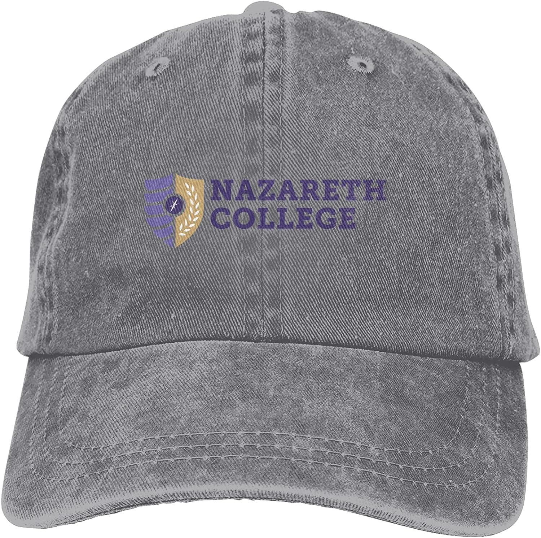 Yund Genuine Nazareth College Cap Adjusta Students. Excellence for Suitable