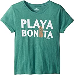 Bonita Short Sleeve Screen Tee (Big Kids)