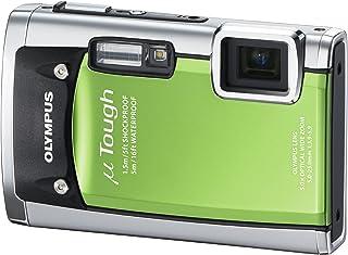OLYMPUS 防水デジタルカメラ μ TOUGH 6020 グリーン μ TOUGH-6020 GRN
