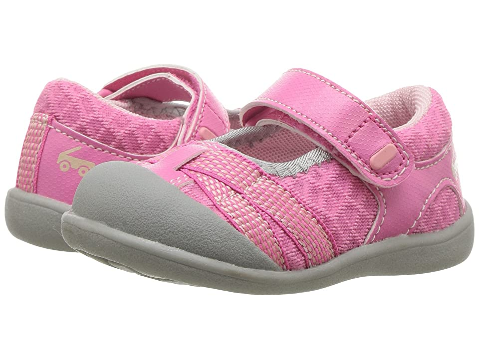 See Kai Run Kids Millennium II (Toddler) (Hot Pink) Girl
