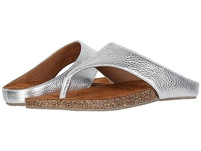 Sudini Santi (Silver Tumbled Leather) Women