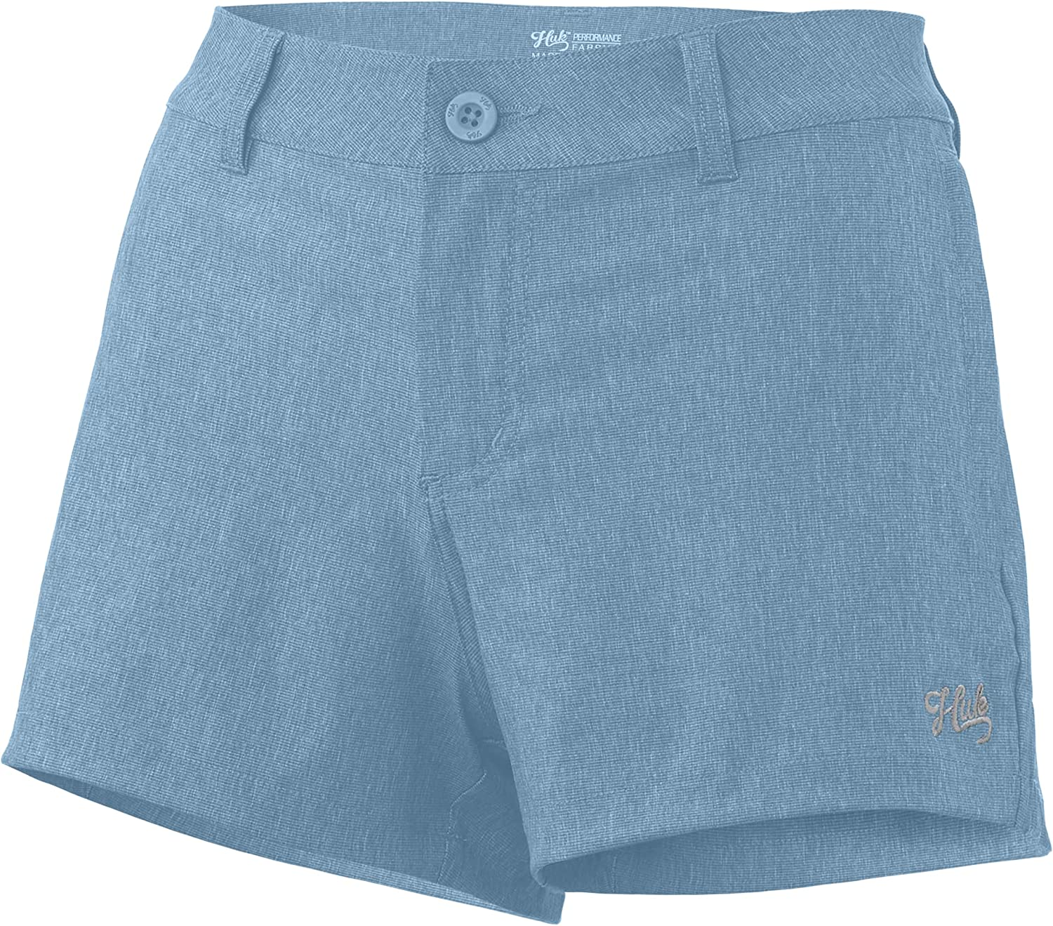 HUK Women's Drifter Low price Ladies Performance Max 70% OFF Quick-Drying Short