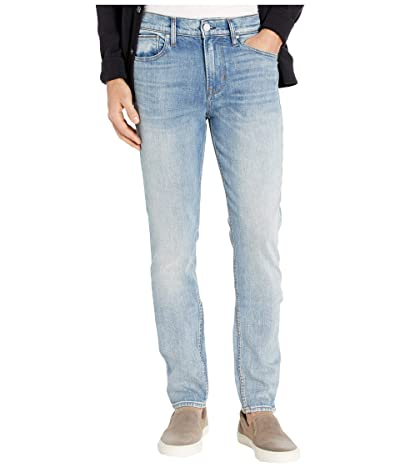 Hudson Jeans Axl Skinny Zip in Podium (Podium) Men