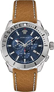 Versace Mens Casual Chrono Watch