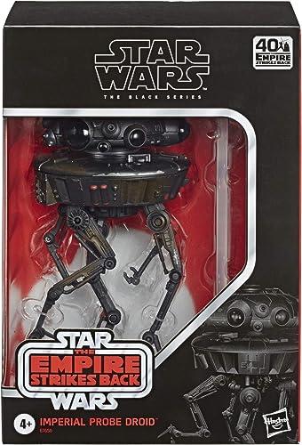 Star Wars – Edition Collector – Figurine Black Series Droide sonde impérial - 15 cm