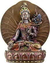 White Tara, Buddhist Goddess of Compassion and Longevity Statue, 6 Inches