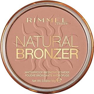 Rimmel London Natural Bronzer - Sun Light