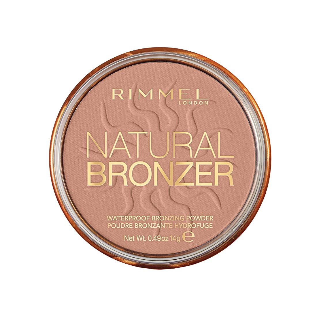 提案するフェミニン日RIMMEL NATURAL BRONZER #021 SUN LIGHT