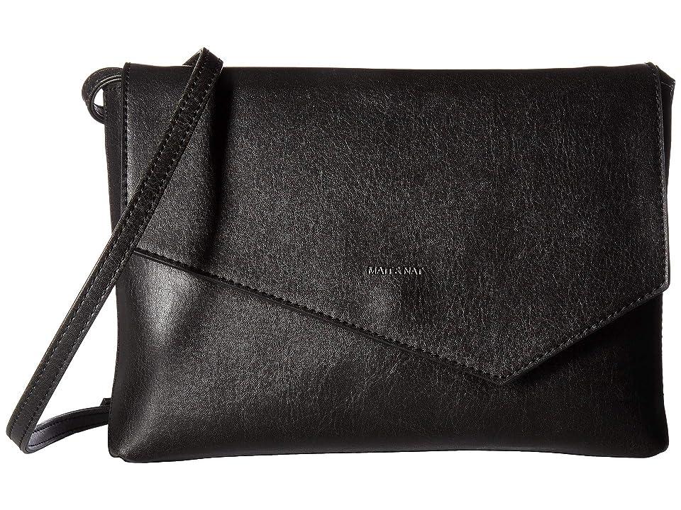 Matt & Nat Vintage Riya (Black) Handbags