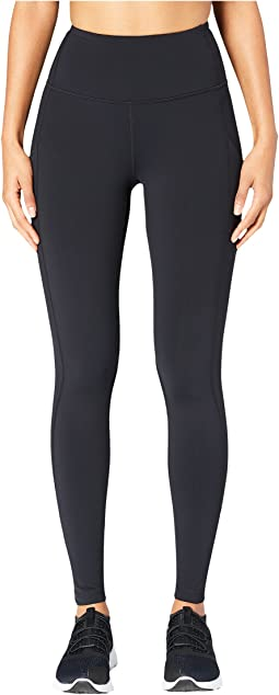 Onstride Medium Waist Run 7/8 Crop Leggings