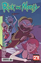 RICK & MORTY #38 CVR A (COVER MAY DIFFER)