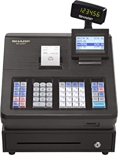 sharp register xe a207