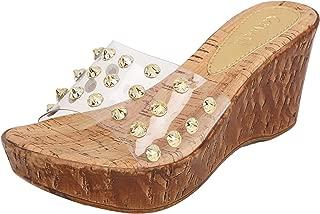 Catwalk Women's Beige Fashion Sandals