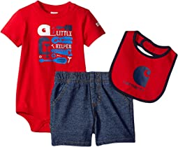Three-Piece Little Helper Gift Set (Infant)