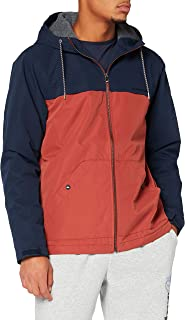 Quiksilver Waiting Period - Parka Impermeabile Da Uomo Parka Impermeabile Uomo