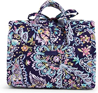 Vera Bradley Women's Signature Cotton Compact Hanging Travel Organizer
