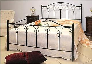 Amazon.it: letto ferro battuto