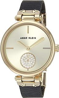 Anne Klein Women's AK-3001CHBK