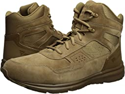 Raide Mid Leather Sport Tactical
