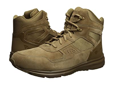Bates Footwear Raide Mid Leather Sport Tactical (Olive Mojave) Men