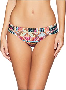 Without Borders Side Shirred Hipster Bottom