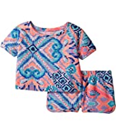 Lilly Pulitzer Kids Mini Dossie Set (Toddler/Little Kids/Big Kids)