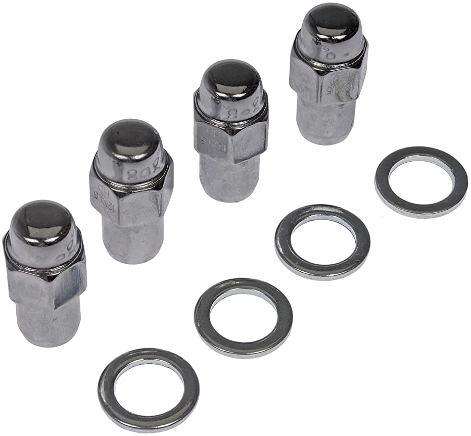 Dorman 711-308 Wheel Nuts, Pack of 4