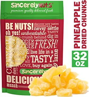 Best dried pineapple chunks Reviews