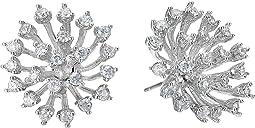 Kate Spade New York Flying Colors Sputnik Stud Earrings
