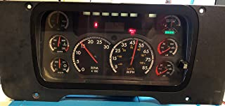 USED DASHBOARD INSTRUMENT CLUSTER 2012-2013 FOR FREIGHTLINER COLUMBIA