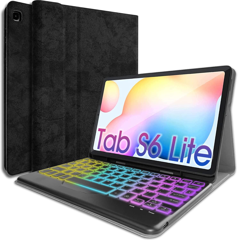 LDSOYIA Keyboard Case for Samsung Galaxy Tab S6 lite 10.4