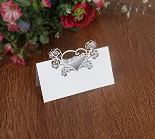 Best pearl wedding place card holders Reviews