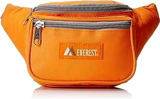 Everest Signature Waist Pack - Standard, Orange, One Size