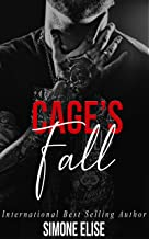 CAGE'S FALL : The Vulture's MC: BOOK ONE (The Vultures MC)