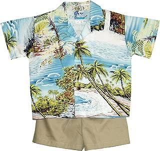Boys Paradise Island Surf 2pc Set