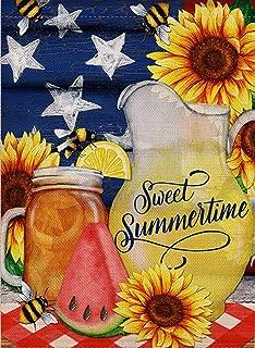 Best sunflower house flag Reviews