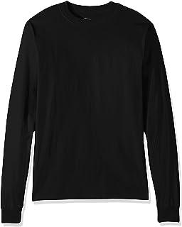 Hanes Men`s Beefy Long Sleeve Shirt